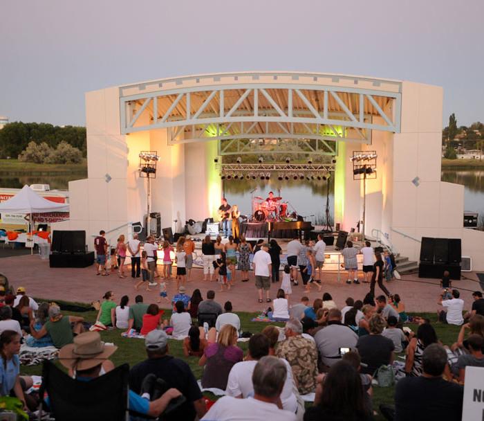 Centennial Amphitheater