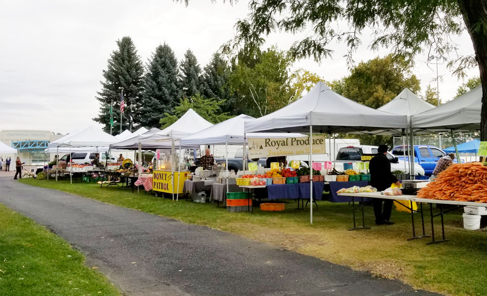 Moses Lake Farmers Market