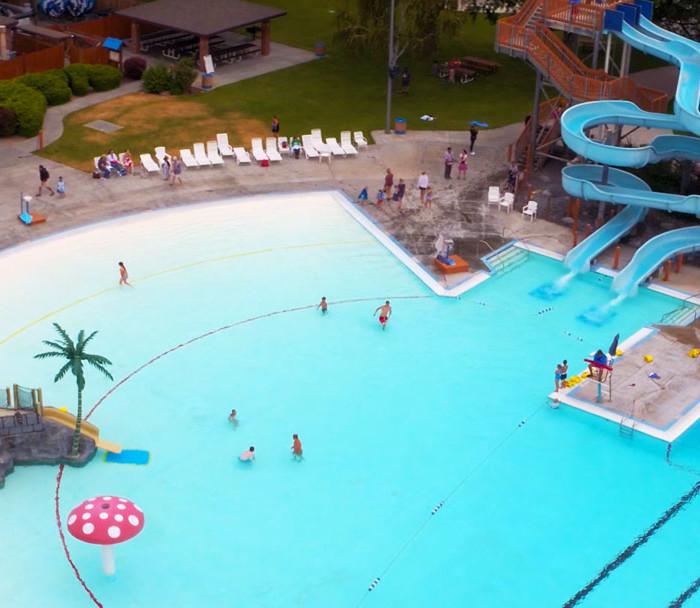 Surf N' Slide Water Park